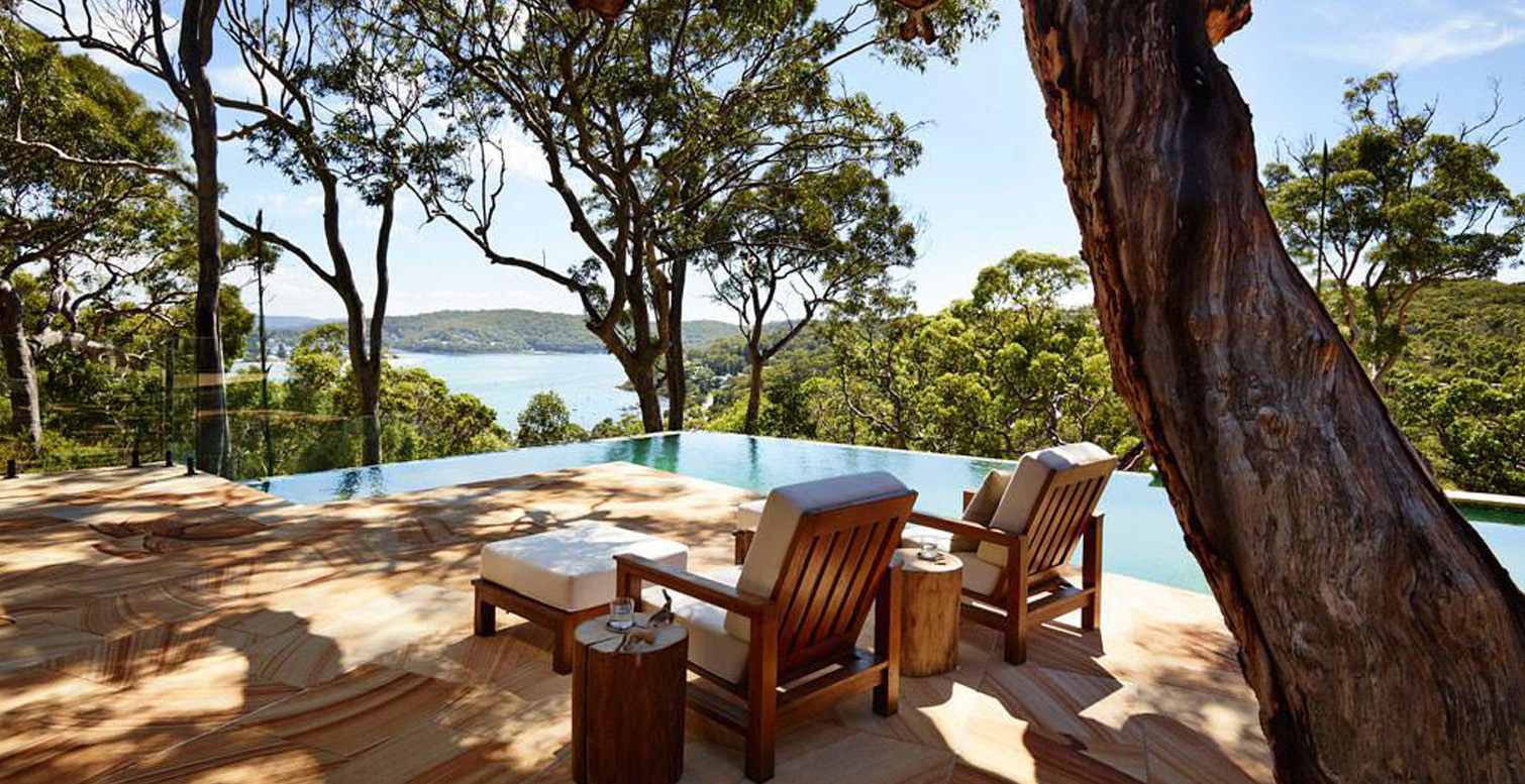 Pretty Beach House Bouddi Peninsula Nsw Australia