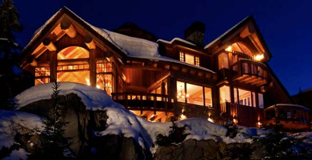 Akasha estate whistler holiday letting vacation rentals Whistler cabin rentals