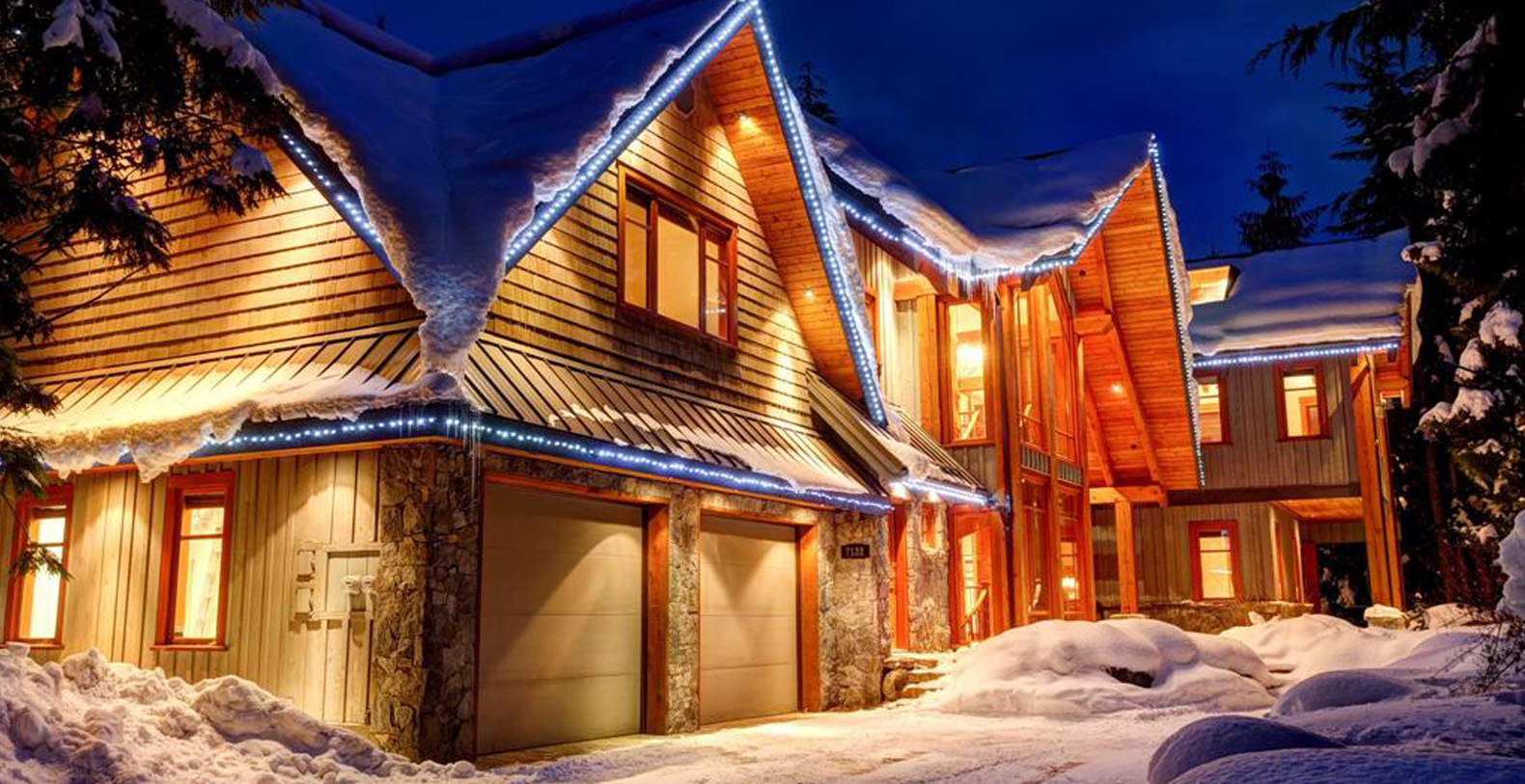 Timber Luxury Chalet Holiday Rental