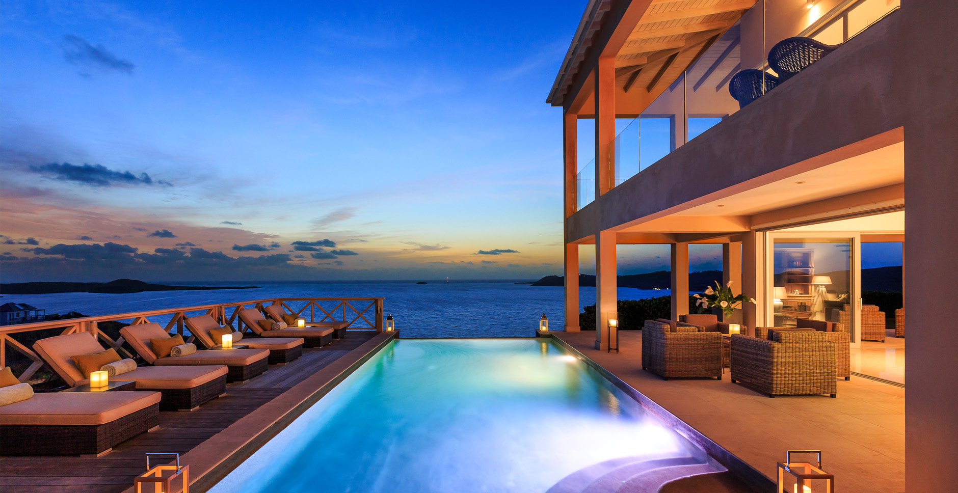 Turtle Point Luxury Villa Holiday Rental