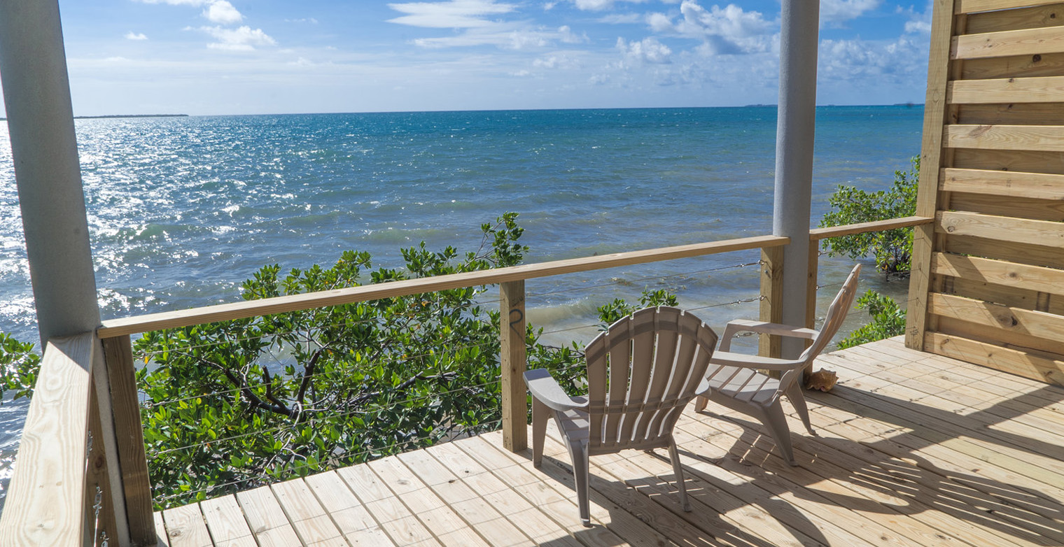 Oceanfront Cabana Villa Rental Private Island