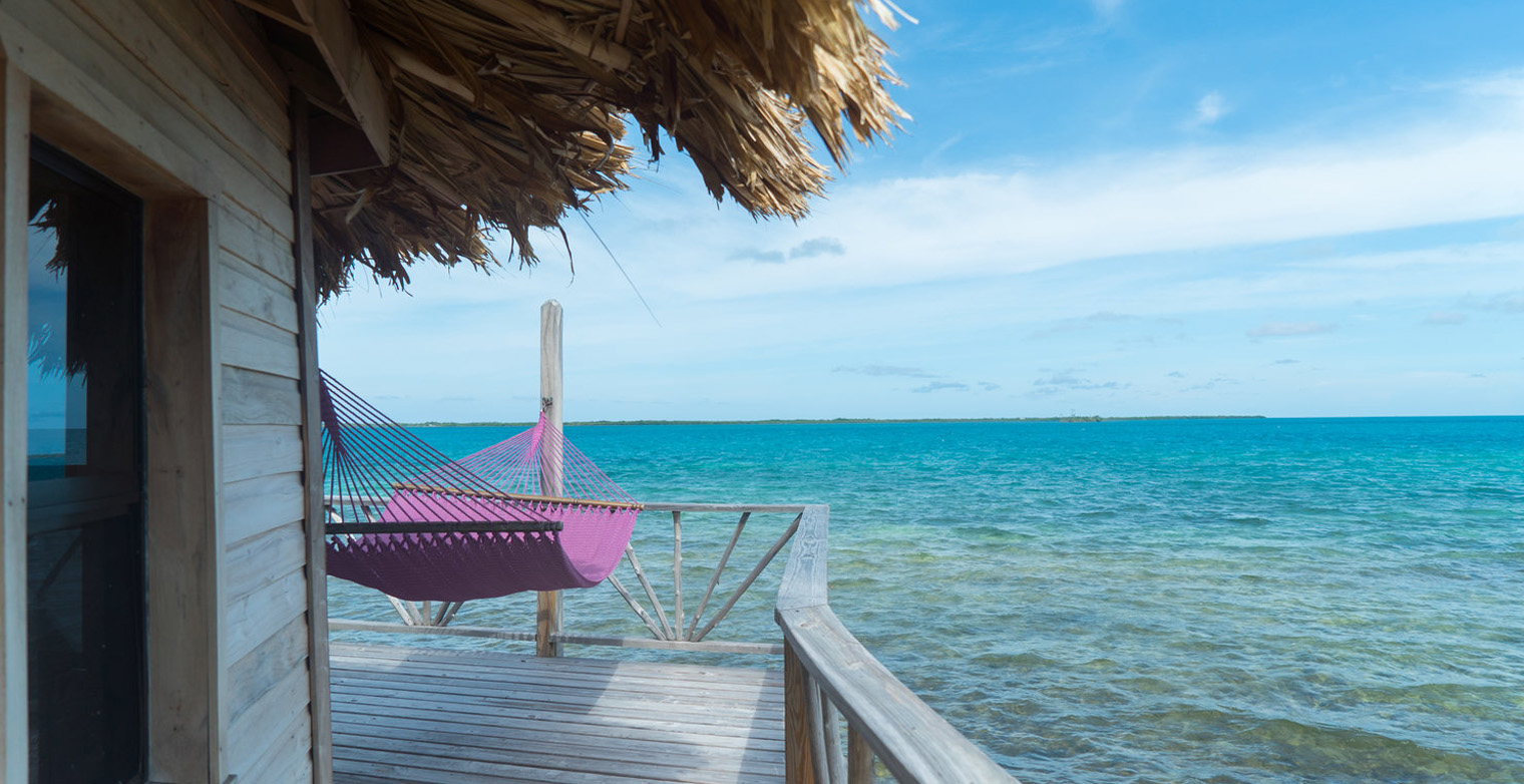 Overwater Bungalows Villa Rental Private Island