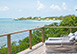 Penthouse Oceanfront Cabana Caribbean Vacation Villa - Thatch Caye, Private Island, Belize