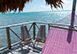 Premier Overwater Bungalow Caribbean Vacation Villa - Thatch Caye, Private Island, Belize