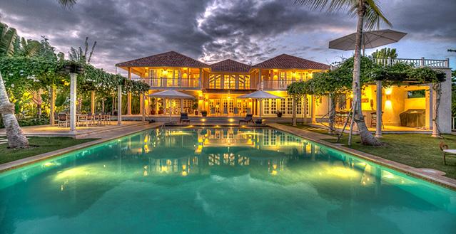 Dominical beach homes
