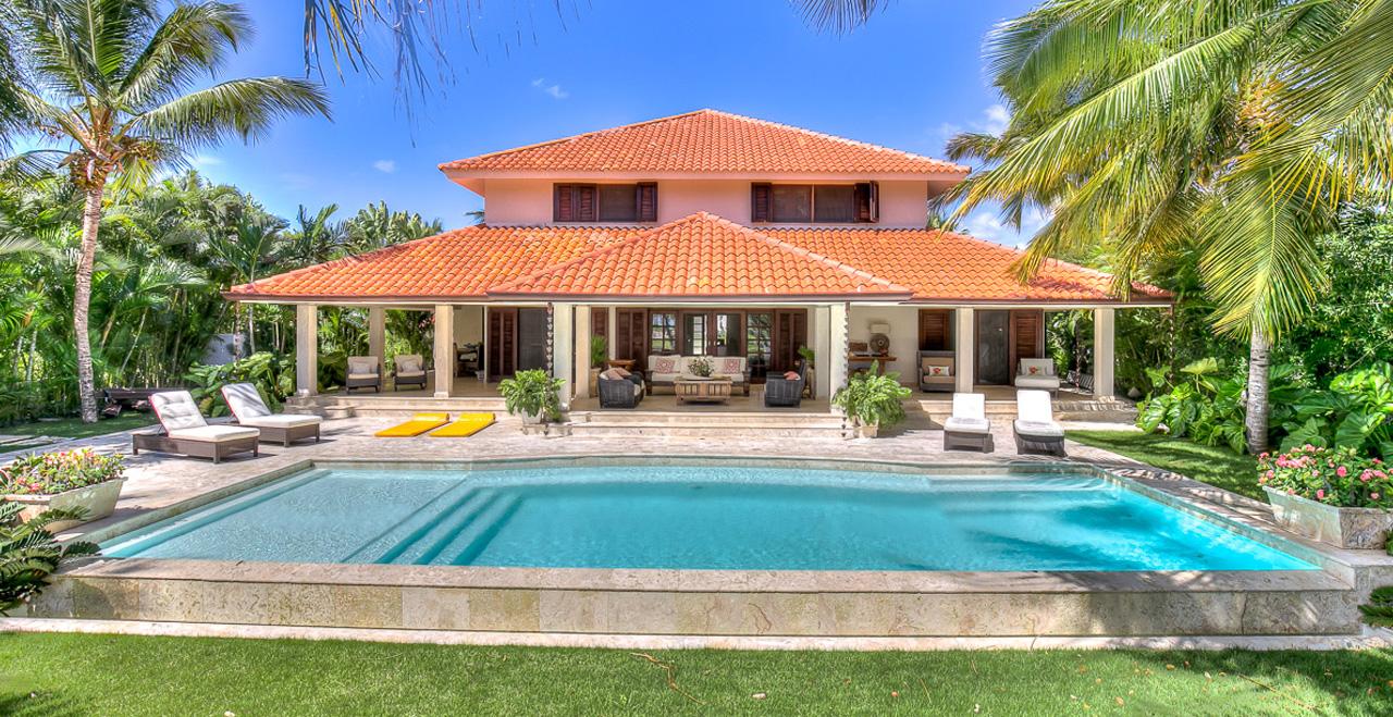 Punta cana 7 punta cana holiday letting vacation rentals for Punta cana villa rentals