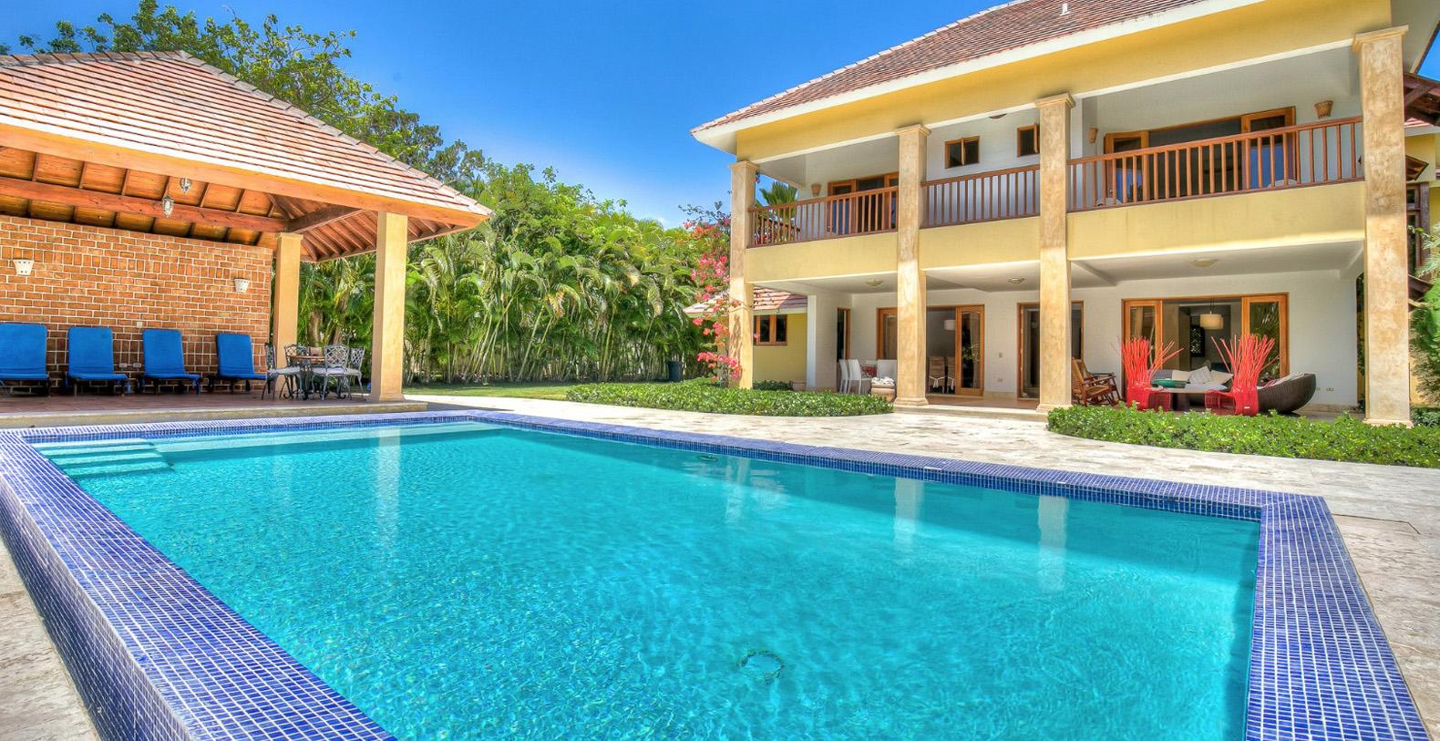 Tortuga bay c28 punta dominican republic vacation rentals for Vacation rentals in punta cana