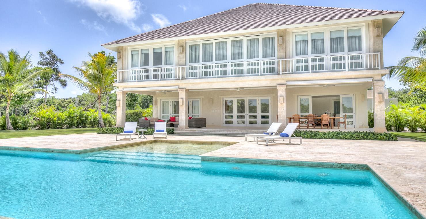 Villa hacienda a 21 punta cana resort holiday letting for Vacation rentals in punta cana