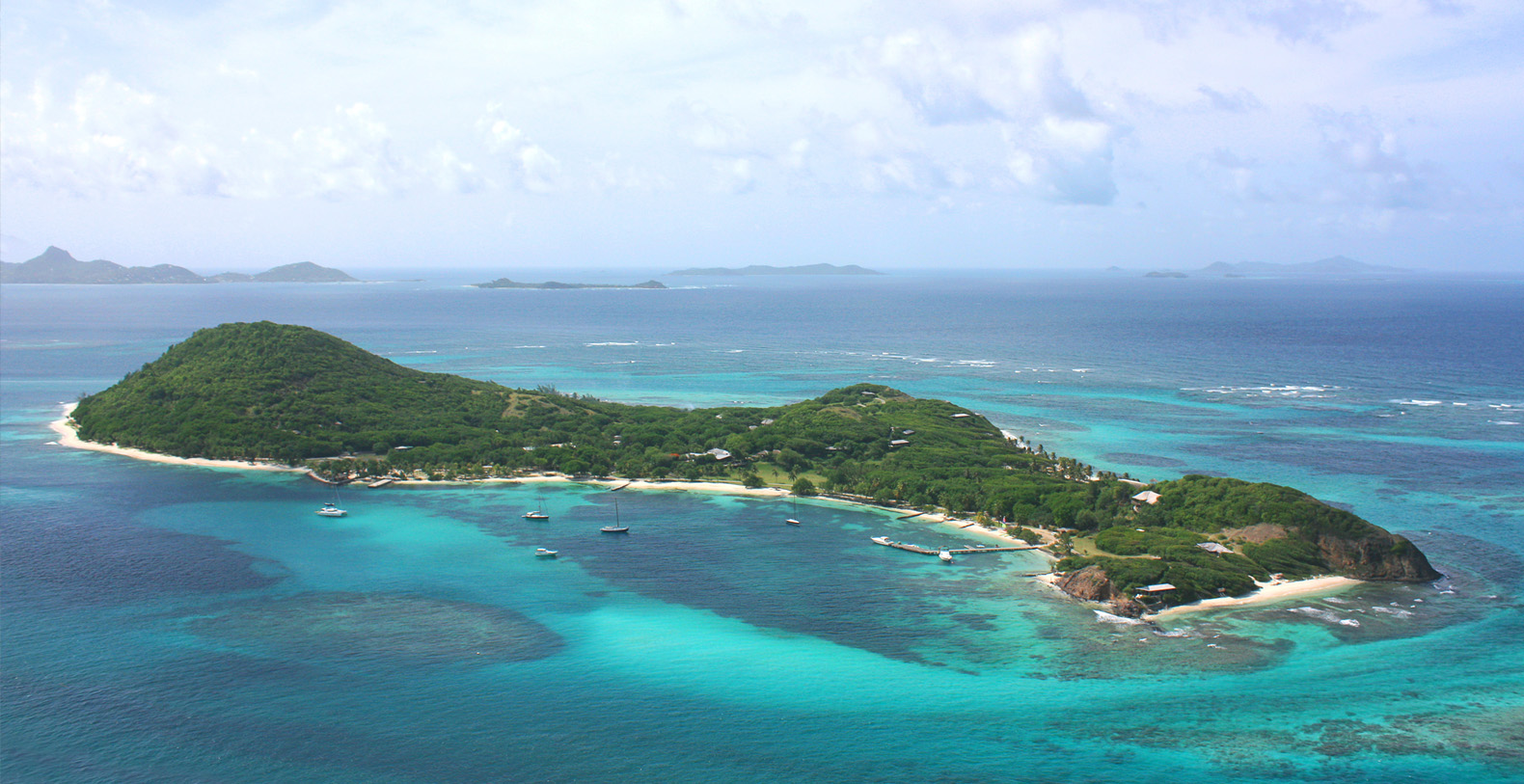Canouan Private Island, Turks &  St. Vincent & Grenadines