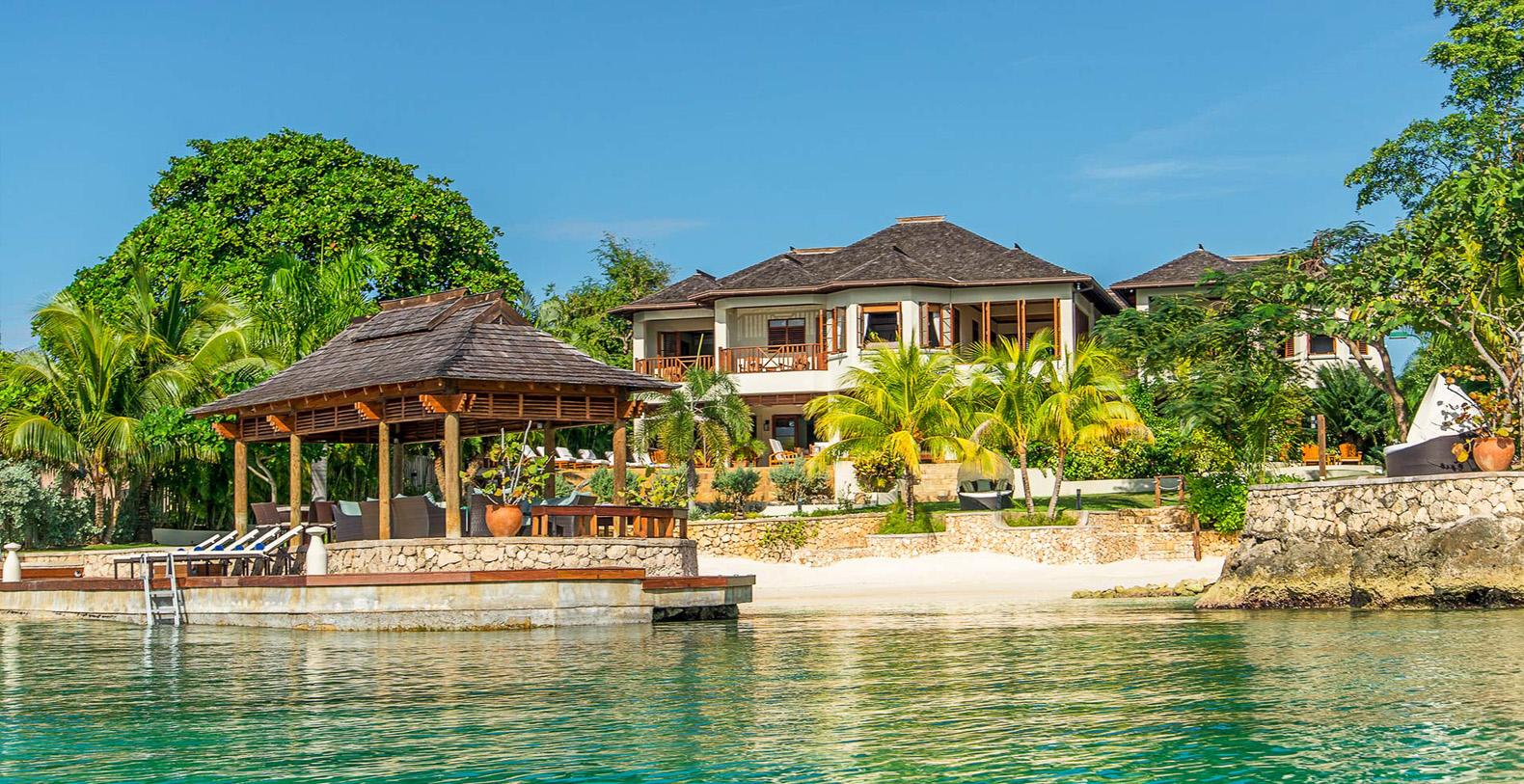 Makana villa jamaica vacation rentals jamaica for Jamaica vacation homes