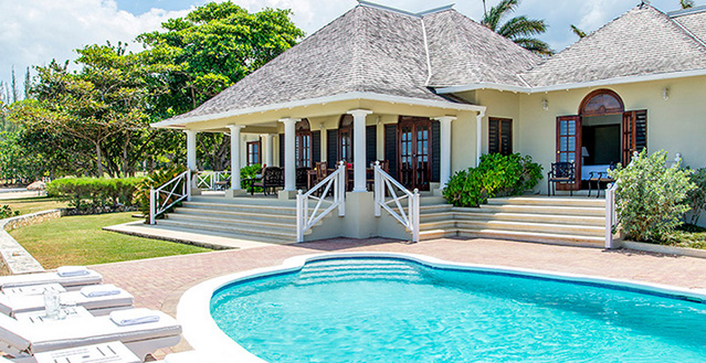 Reveille by the sea montego bay holiday letting vacation Jamaica vacation homes