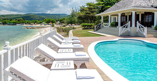 Reveille by the sea montego bay holiday letting vacation for Jamaica vacation homes