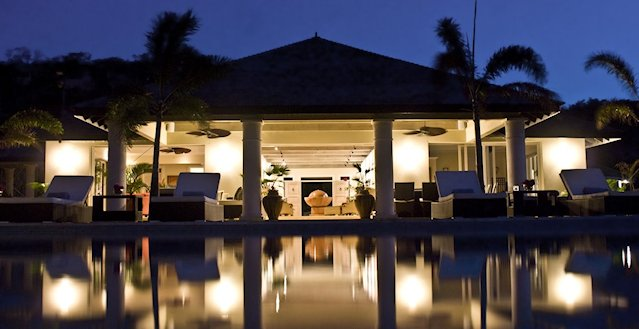 Harmony Hill Tryall Club, Montego Bay villa at Tryall Montego Bay in Jamaica, holiday rentals in