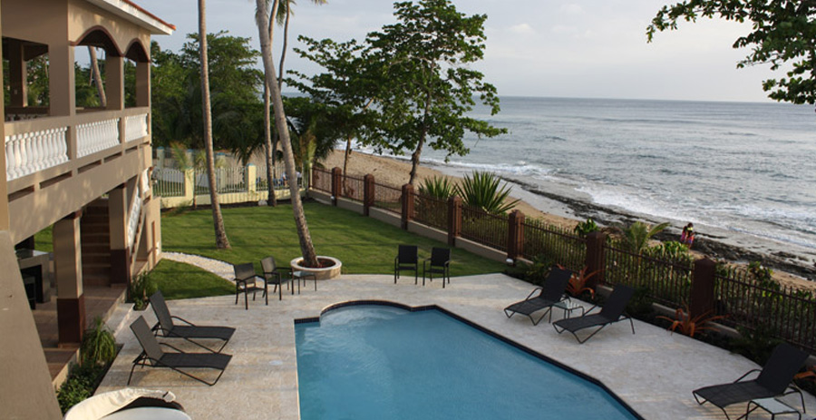 Puerto Rico Vacation Rental Beachfront Holiday Home