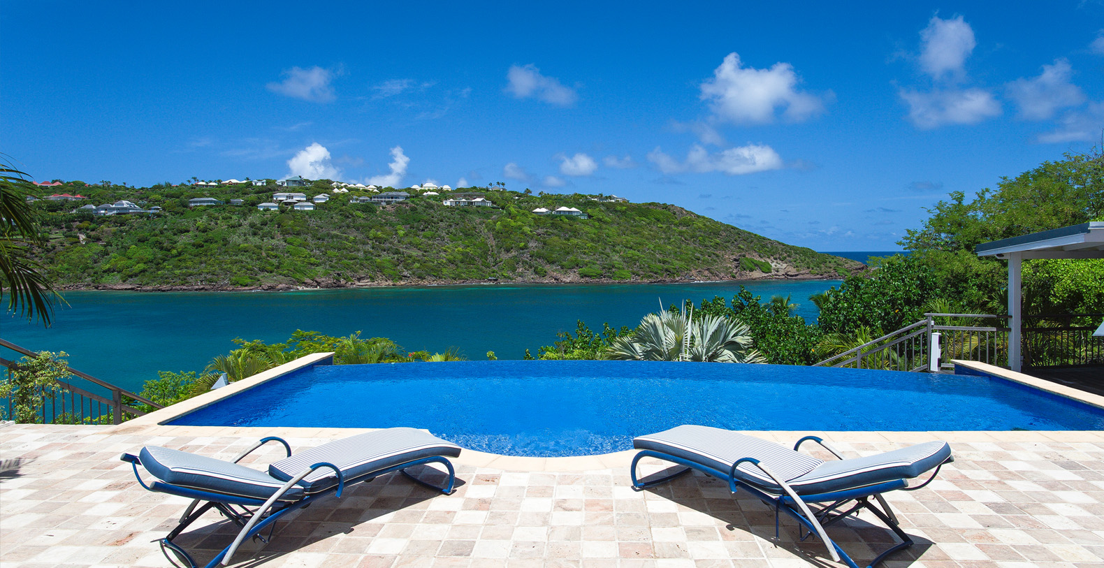 Captiva marigot st barts vacation rental home caribbean for St barts in the caribbean