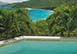 U.S. Virgin Islands Vacation Villa - Peter Bay, leeward coast, St. John