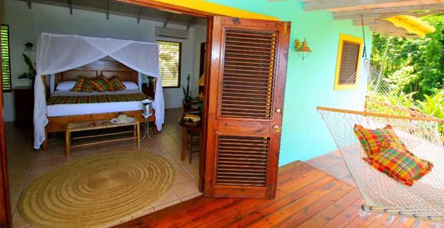 Frangipani Villa St Lucia Soufriere Accommodations