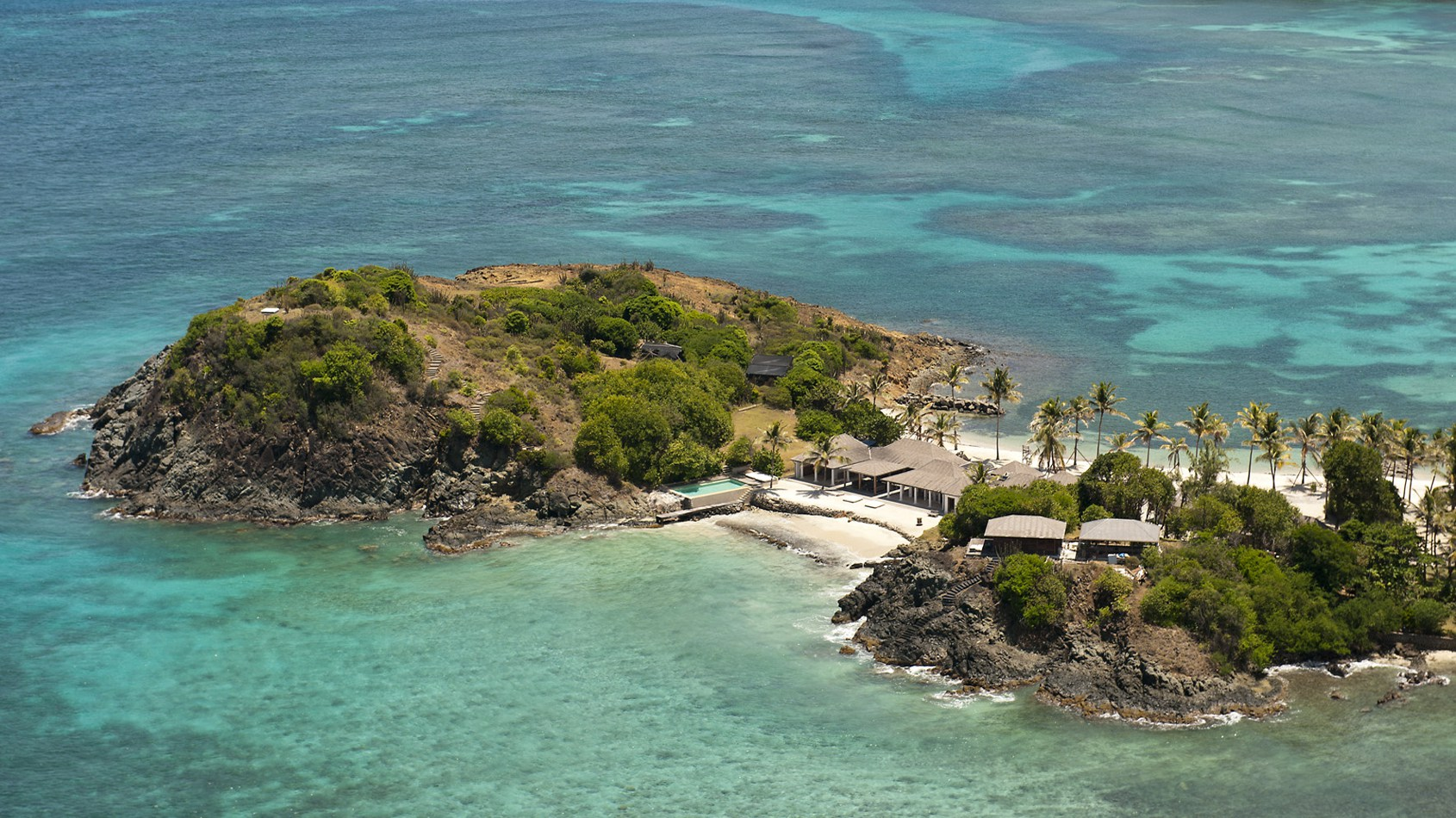 Mustique Private island  St. Vincent & Grenadines
