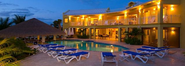 Caicos Islands Vacation Rentals, Grace Bay Rentals