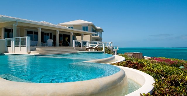 Stargazer Villa Turks & Caicos Vacation Rental