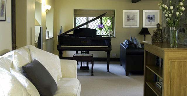 Herefordshire Manor Rental