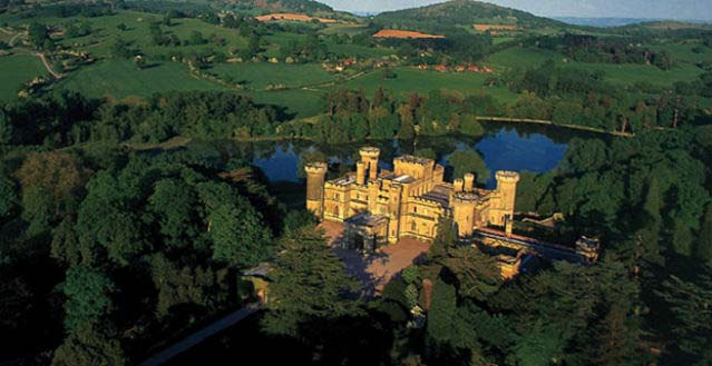 Eastnor Castle England