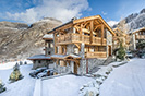 Chalet Ibex Luxury Ski Chalet for rent france