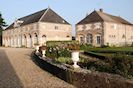 Chateau de Varennes in Cote d'Or France