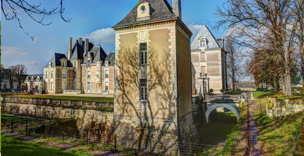 Chateau de Jalesnes Wedding & Holiday Rental