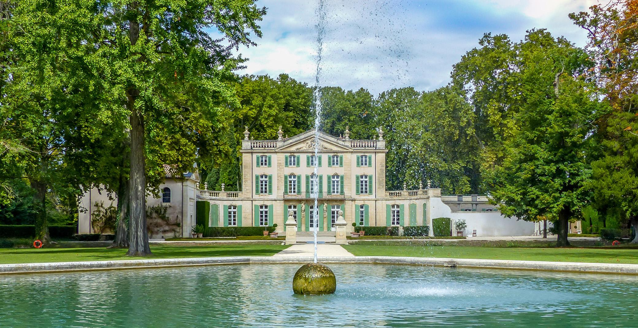Chateau De Tourreau French Chateau Villa Rental
