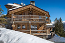 Croc Blanc Ski Chalet for rent Courchevel 1850