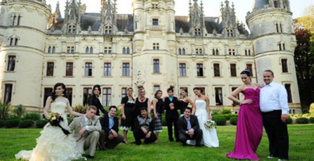 Loire Valley French Castle Wedding & Holiday Rental