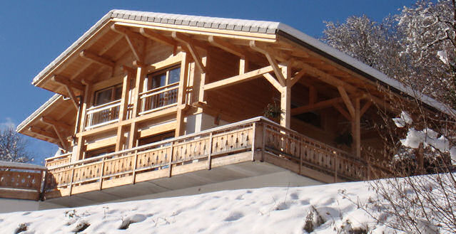 Samoens Luxury Ski Chalet France