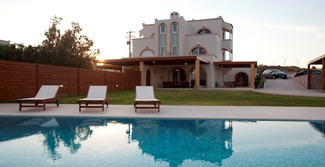 Villa Kiotari Holiday Rental