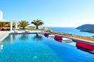 Villa Illusion Greece Mykonos, Holiday Rental