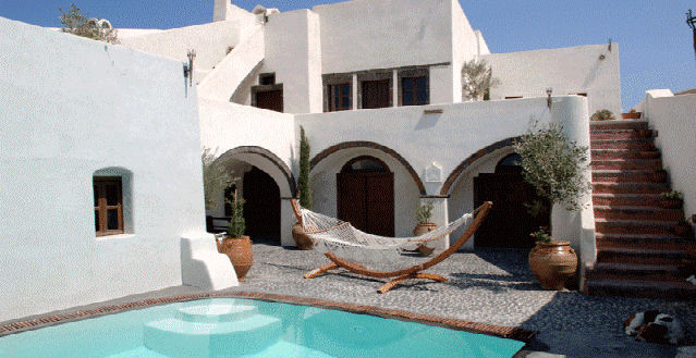 Greek Vacation Rental - Mansion di Santorini, Santorini Islands, Greece