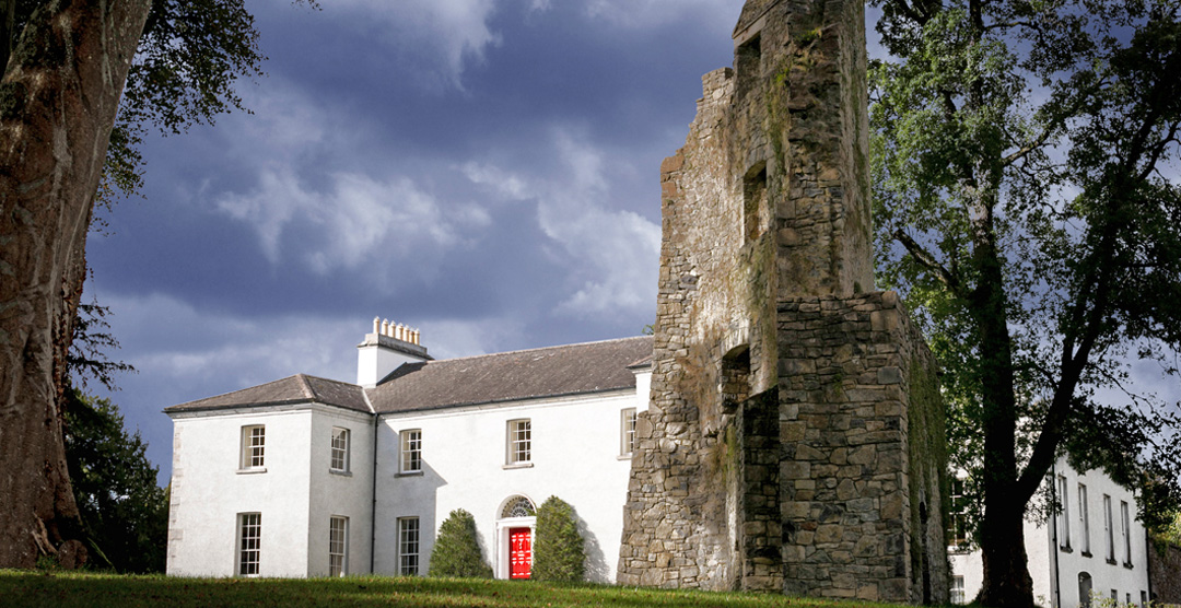 Rosecommon Castle Ireland Holiday Rental
