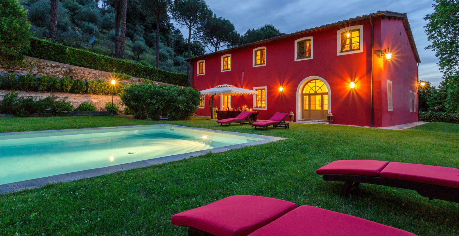 Luxury Villa Holiday Rental