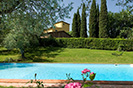 Sorrettole Tuscany Italy Villa Accommodations