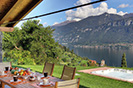 Villa Sissi Lake Como Italy, Holiday Letting