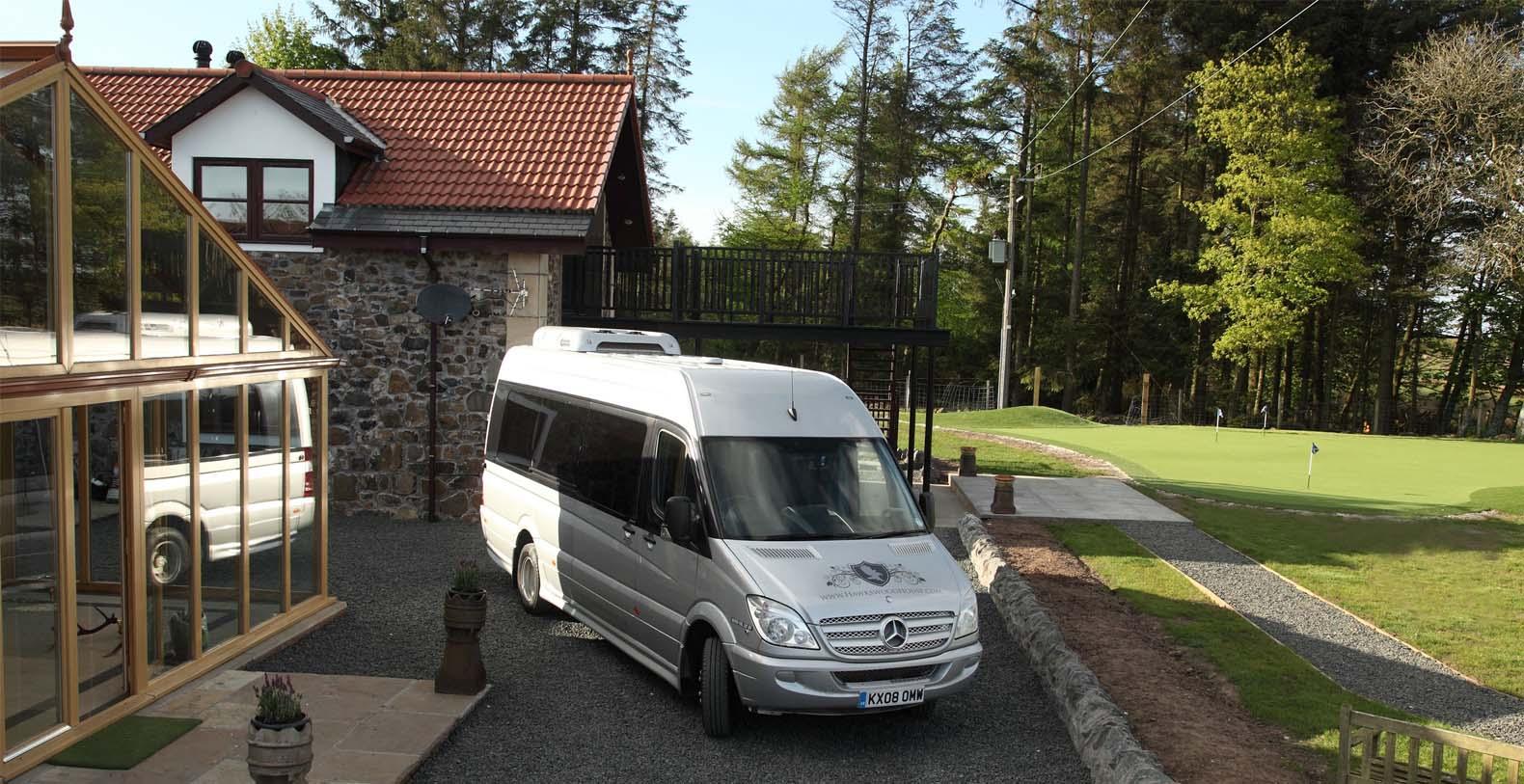 Hawkswood House Kingdom of Fife, Scotland, Vacation Rentals