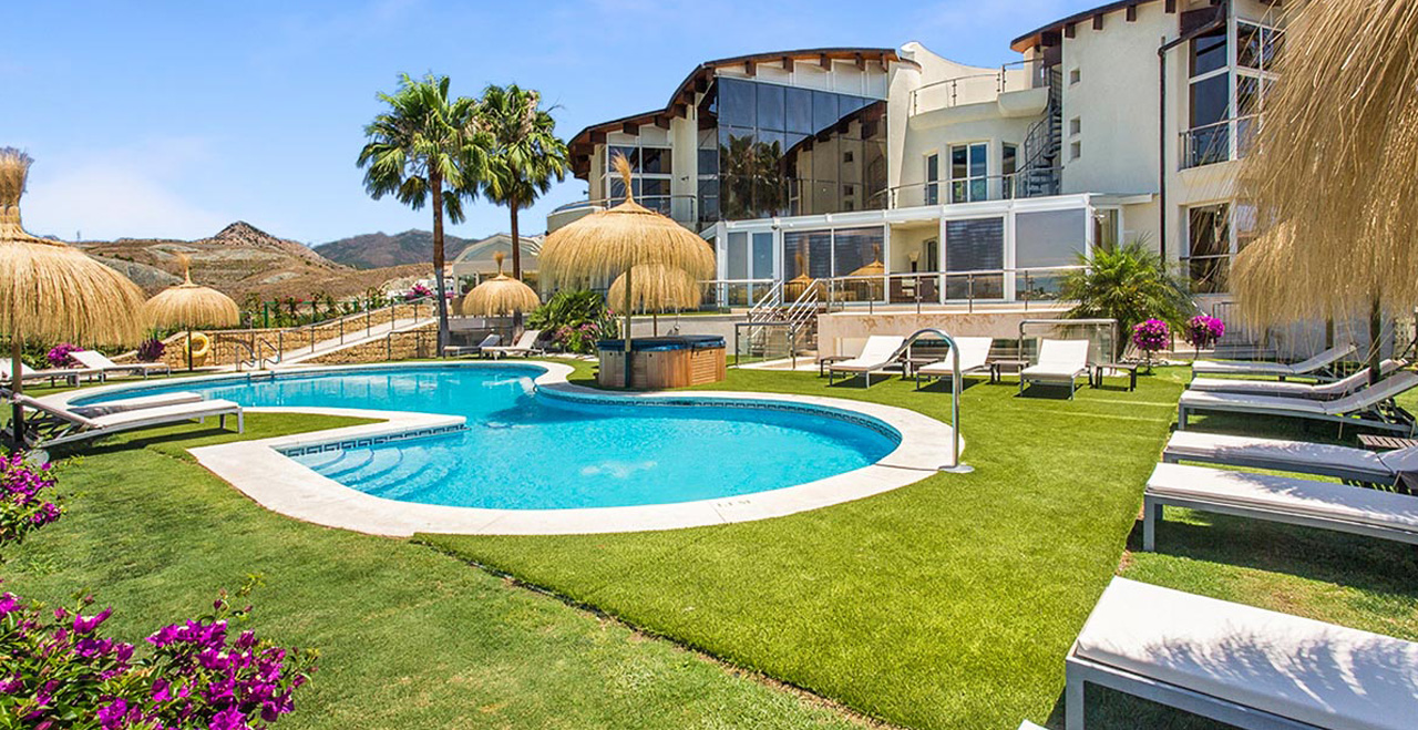 Ultimate Luxury Marbella Holiday Rental