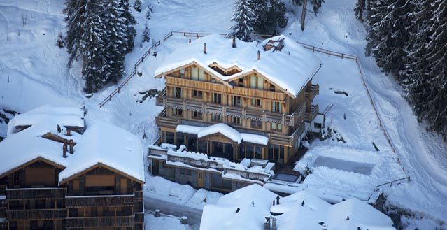 The Lodge by Virgin Limited Verbier Swiss Alps Switzerland