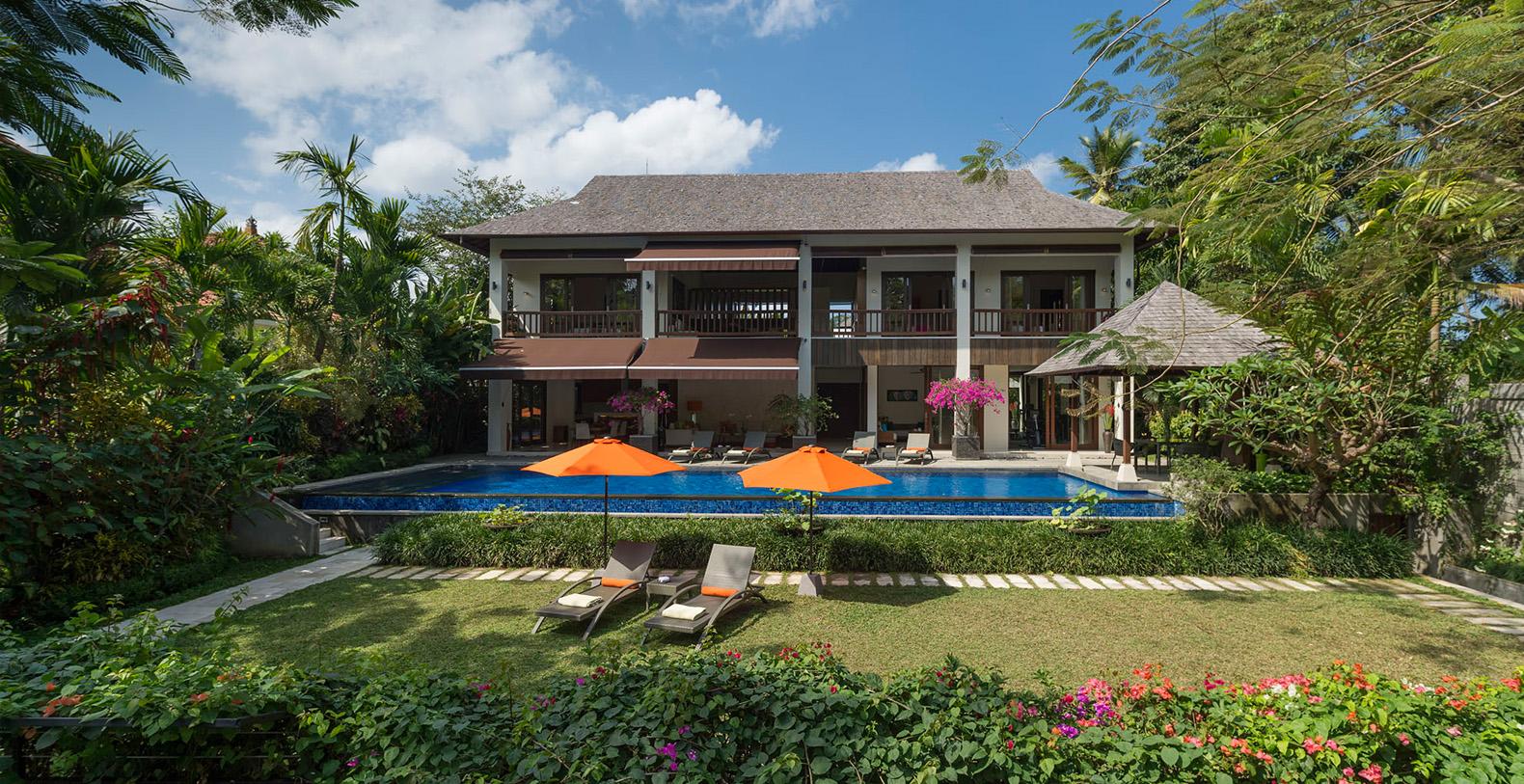 Villa Shinta Dewi Ubud Seminyak Bali Holiday Letting