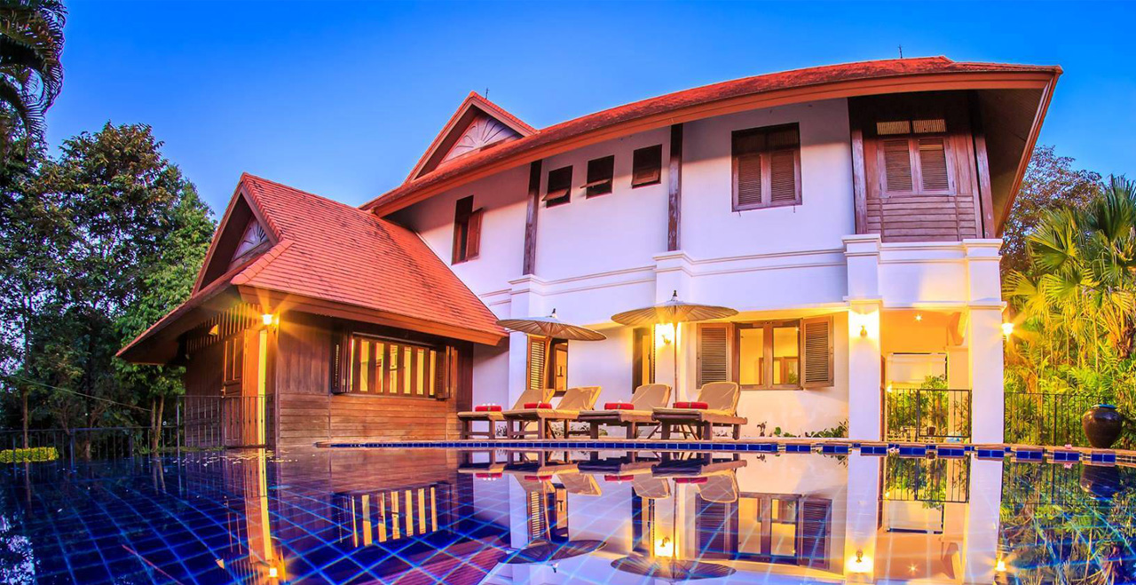 Chiang Mai Luxury Vacation Rental