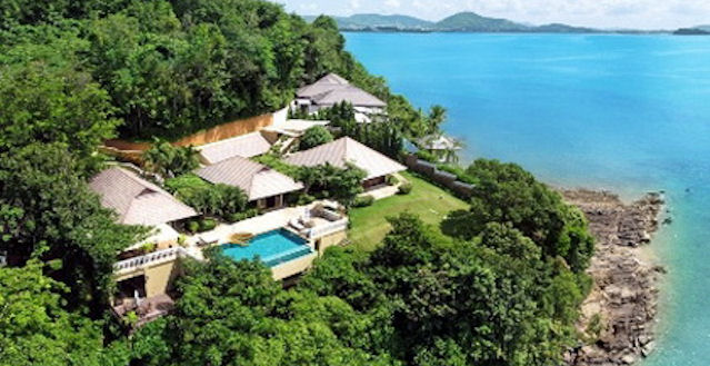 Cape Panwa Phuket Thailand Vacation Rental