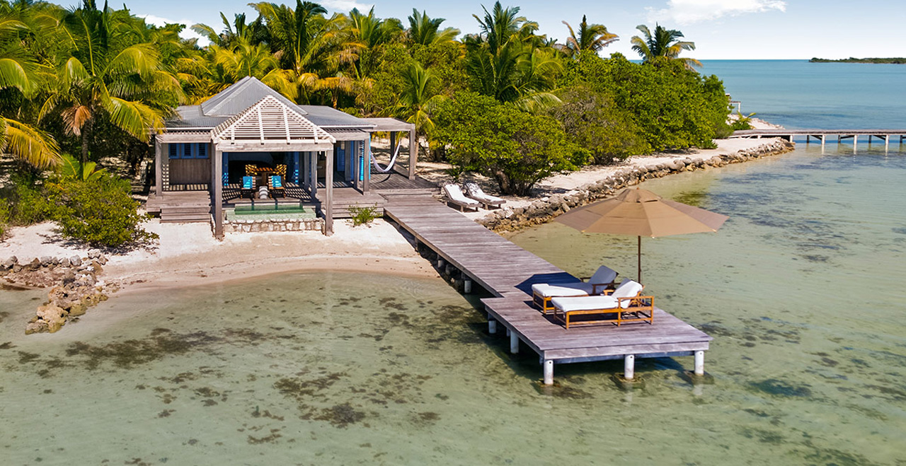Casa Brisa Private Island Belize, Belize Private Accommodation, Island Rental Belize