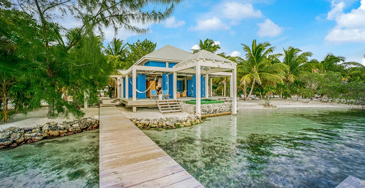 Casa Olita Private Island Belize, Belize Private Accommodation, Island Rental Belize