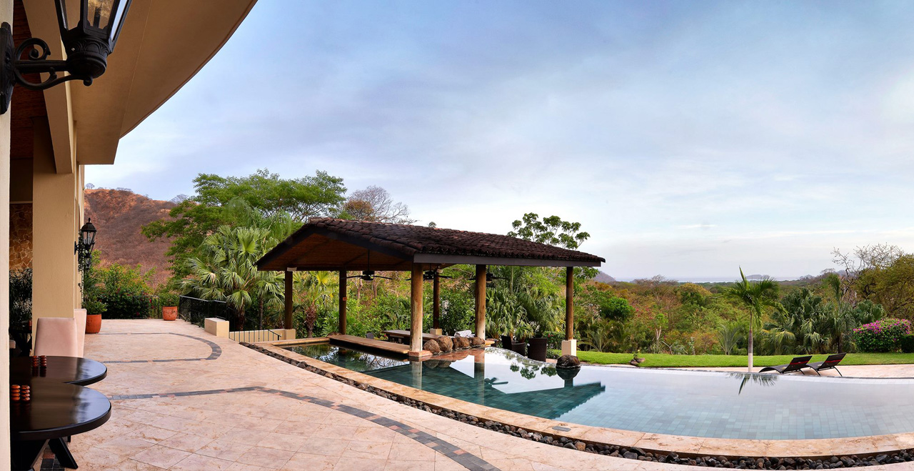 Villa o guanacaste holiday letting vacation rentals for Costa rica vacation home rentals