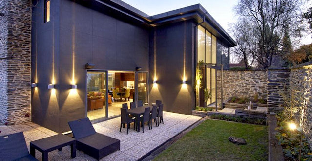 Lake Mansion Queenstown Holiday Rental